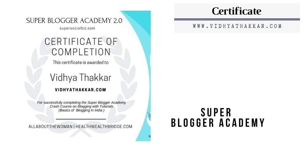 Read more about the article Super Blogger Challenge 2018 – #superbloggerchallenge2018