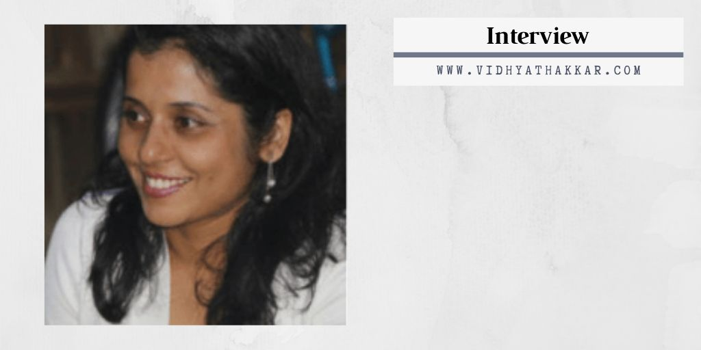 Read more about the article Alpana Deo's Interview  – #ChatwithVidhya