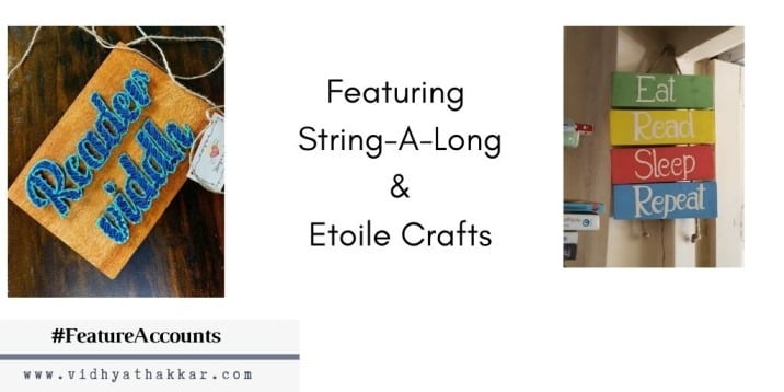 Read more about the article Featuring Etoile Crafts & String-A-Long for setting a perfect corner – #Myfriendalexa