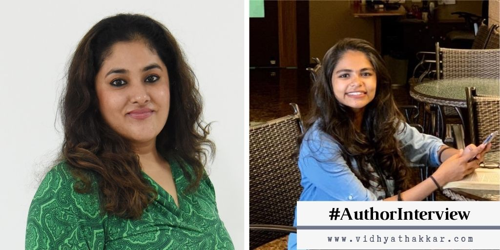 Read more about the article Interview with Akriti Bhartia – Author of book  Conversations between the little girl and panda.